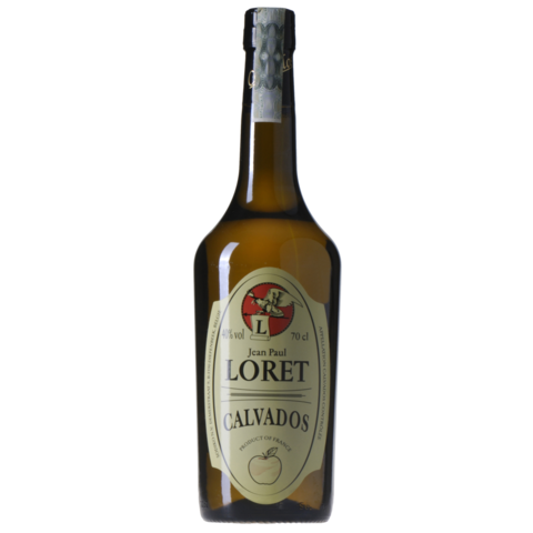 Calvados Jean Loret 40% 0,7l