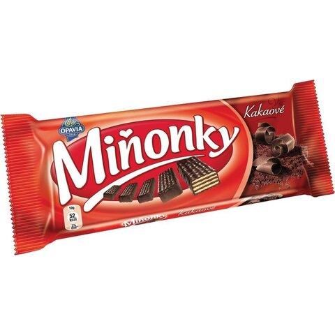 Miňonky kakaové 50g