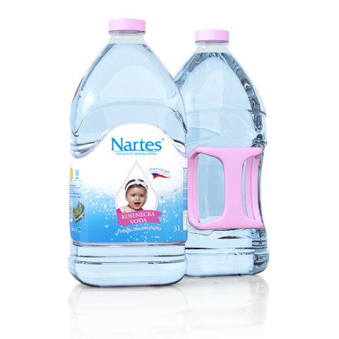 Nartes Horský Pramen/Kojenecká voda PET 5,0l