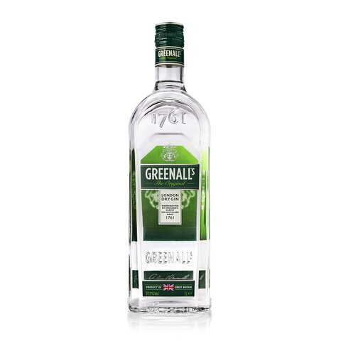 Gin Greenall´s Original London Dry 40% 1,0l