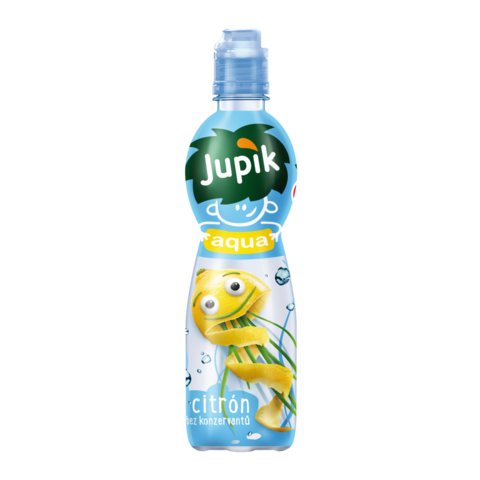 Jupík Crazy Aqua Citron PET 0,5l