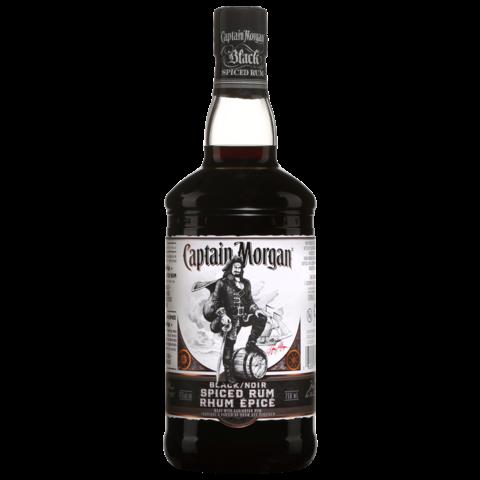 "Cpt. Morgan ""Black Spiced"" 40% 1,0l"
