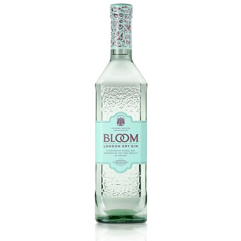 Gin Bloom Floral 40% 0,7l
