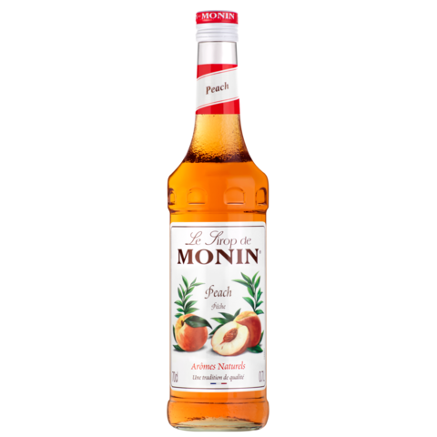 Monin Peche/Broskev 0,7l