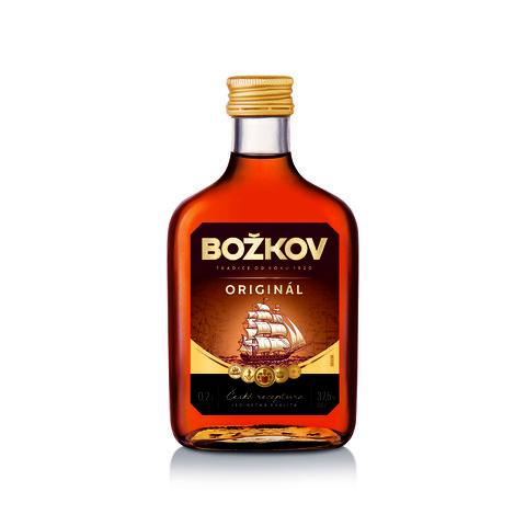 Božkov Tuzemský Original 37,5% 0,2l