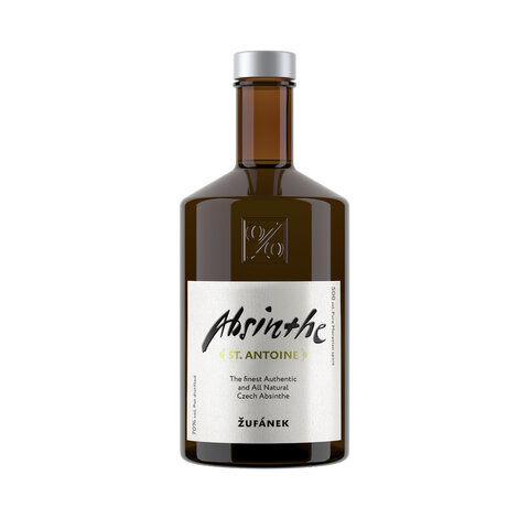 Žufánek Absinthe St. Antoine 70% 0,5l