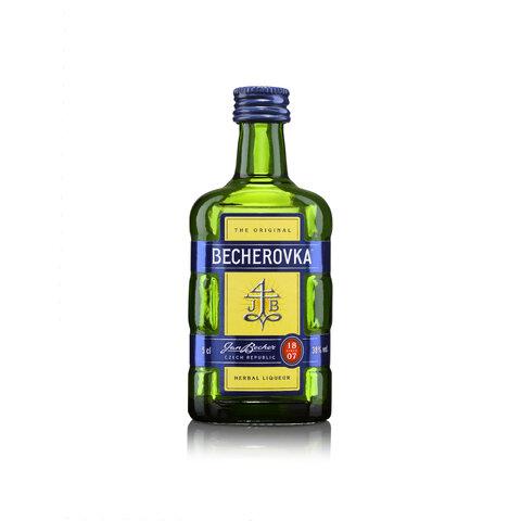 Becherovka 38% 0,05l MINI