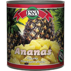Kompot Ananas Kousky 850g ESSA