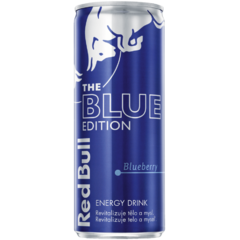 Red Bull BLUE 0,25l