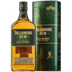 Tullamore Dew 40% 0,7l PLECH