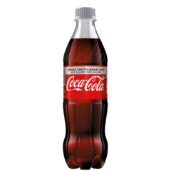 Coca Cola PET 0,5l Light