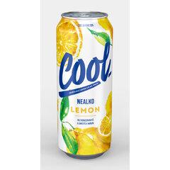 Staropramen Cool Lemon/Citron PLECH 0,5l NEALKO AKCE