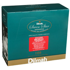 Dilmah English Breakfast 100x2g