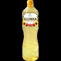 Olej Slunečnicový Slunka 1,0l