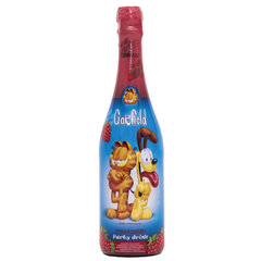 Hollywood Stars Party Drink Jahoda 0,75l (Garfield)