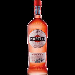 Martini Rosato (růžové) 15% 1,0l
