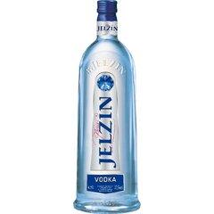Jelzin Vodka Clear 37,5% 1,0l