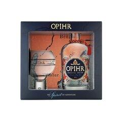 Gin Opihr Spiced 42,5% 0,7l GB + Sklo