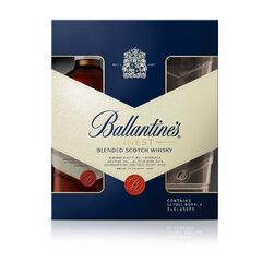 Ballantines 40% 0,7l + 2x sklo