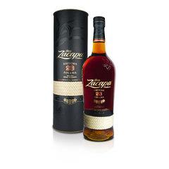 Rum Zacapa Centen. 23 Anos 40% 1,0l TUBA