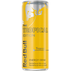 Red Bull TROPICAL 0,25l