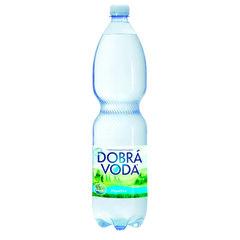 Dobrá Voda PET 1,5l Neperlivá