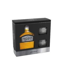 Gentleman Jack 40% 0,7l + 2x sklo