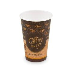 Kelímek 0,33l Potisk Hot Drinks/Coffe To Go (50ks)