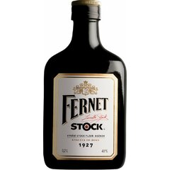 Fernet Stock 38% 0,2l