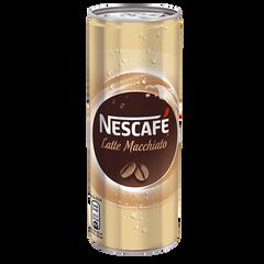 Nescafe 0,25l Latte Machiato PLECH