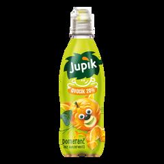 Jupík Funny Fruit Pomeranč PET 0,33l
