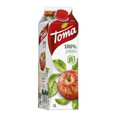 Toma TP 1,0l Jablko 100%