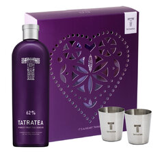 TatraTea Goralský 62% 0,7l + 2x pohárek