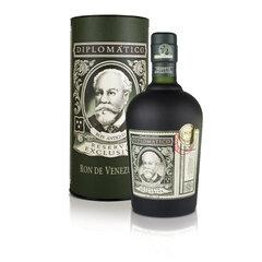 Rum Diplomatico Reserva Exclusive 12y TUBA 40% 0,7l