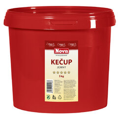 Kečup Jemný 5kg NOVA