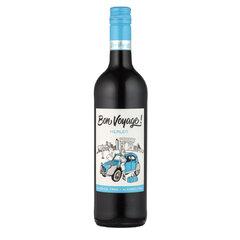 Bon Voyage Merlot BEZ ALKOHOLU 0,75l