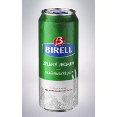 Birell Zelený Ječmen PLECH 0,5l