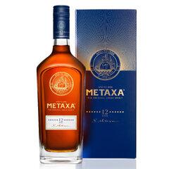 Metaxa 12* GB 40% 0,7l