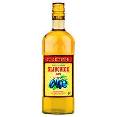 RJ Slivovice Zlatá 45% 1,0l