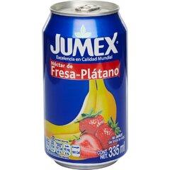 VÝPRODEJ! Jumex Jahoda-Banán PLECH 0,335l