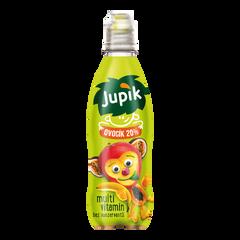 Jupík Funny Fruit Multivitamín PET 0,33l