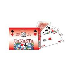 Karty Canasta v papíru