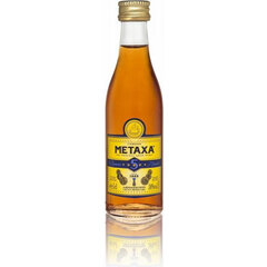 Metaxa 5* 38% MINI 0,05l