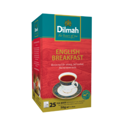 Dilmah Černý English Breakfest 25x2g