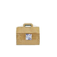 Papírové tašky 32x17x25 Hnědé (50ks)