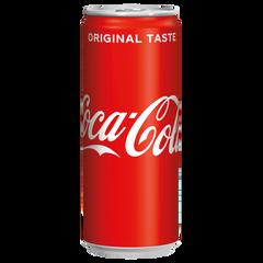 Coca Cola PLECH 0,33l