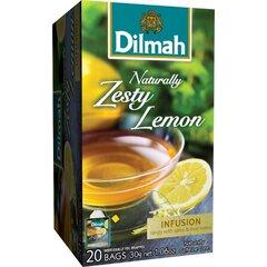 Dilmah Natur Zesty Lemon 20x1,5g