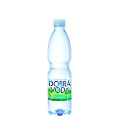 Dobrá Voda PET 0,5l Jemně Perlivá