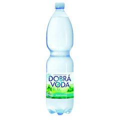 Dobrá Voda PET 1,5l Jemně Perlivá