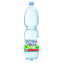 Dobrá Voda PET 1,5l Perlivá